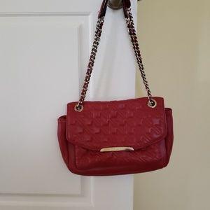 Dana Buchanan Red Shoulder bag